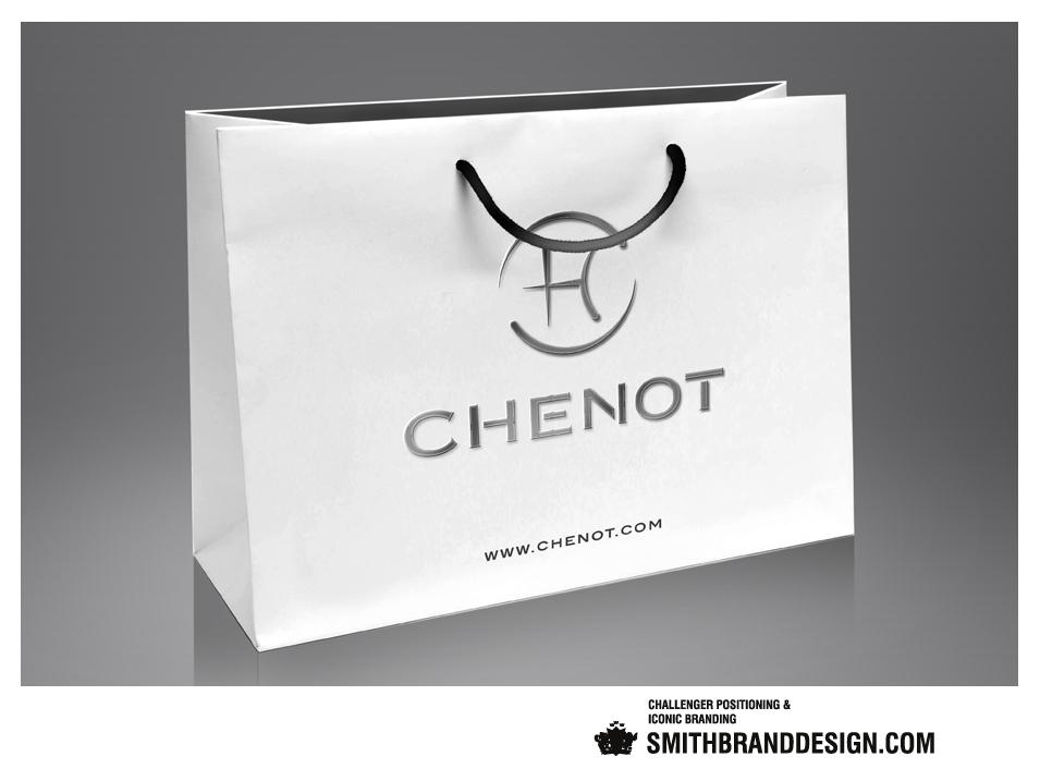 SmithBrandDesign.com Chenot Bag
