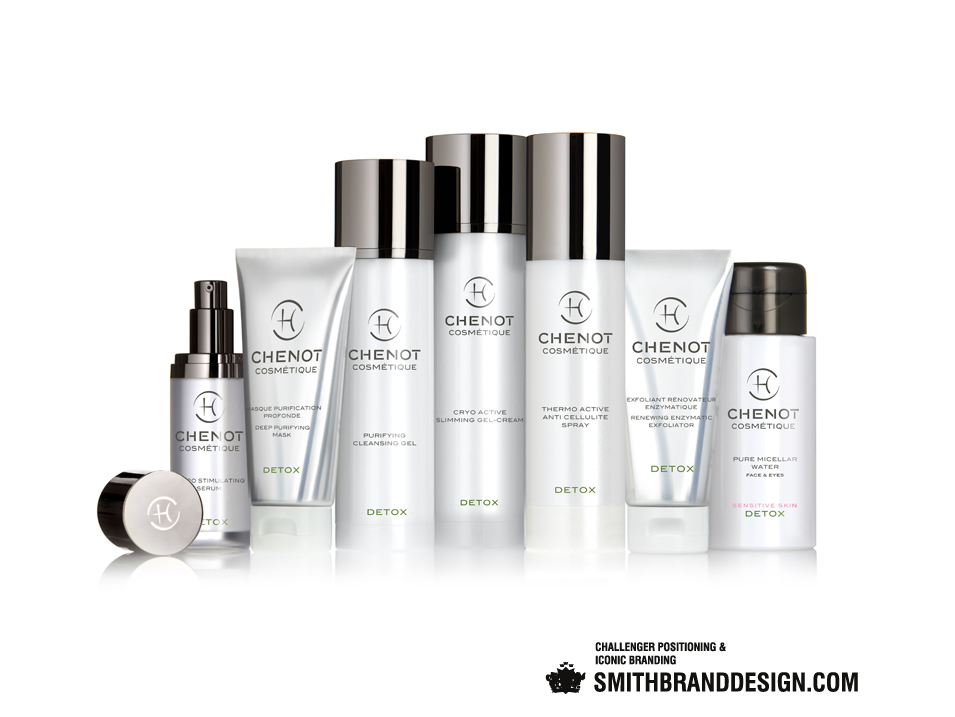 SmithBrandDesign.com Chenot Detox Line