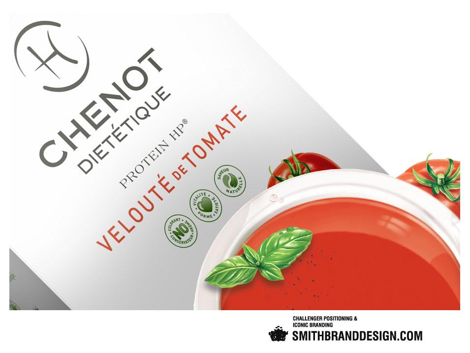 SmithBrandDesign.com Chenot Diététique Protein Soups Close Up