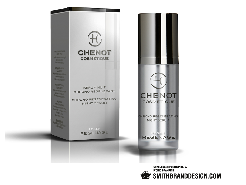 SmithBrandDesign.com Chenot Package