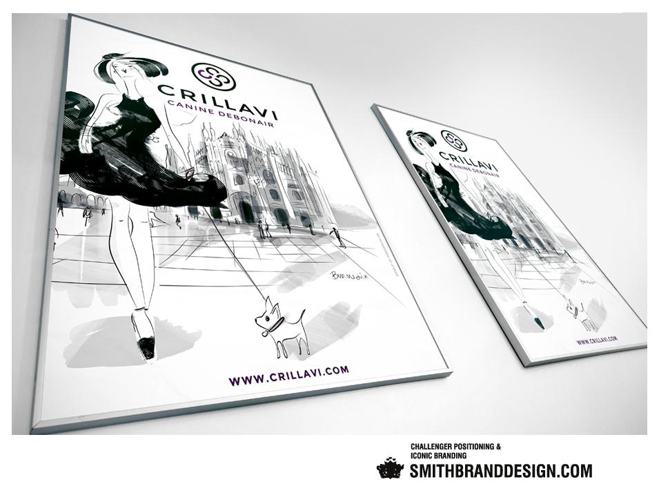 SmithBrandDesign.com Crillavi Posters