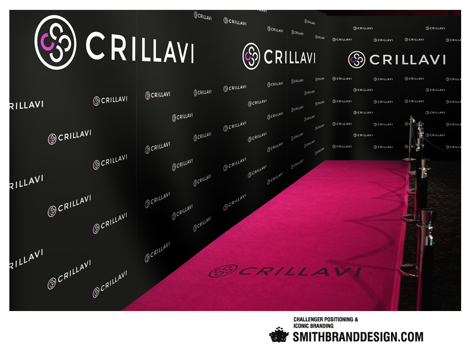 SmithBrandDesign.com Crillavi Purple Carpet