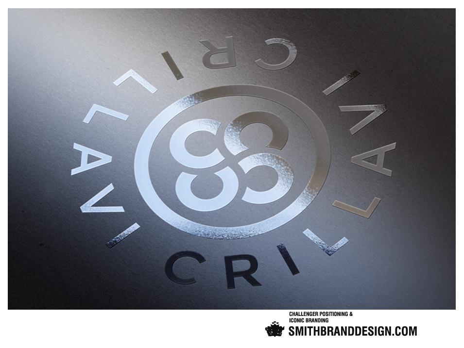 SmithBrandDesign.com Crillavi closeup