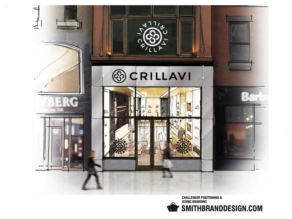 SmithBrandDesign.com Crillavi storefront