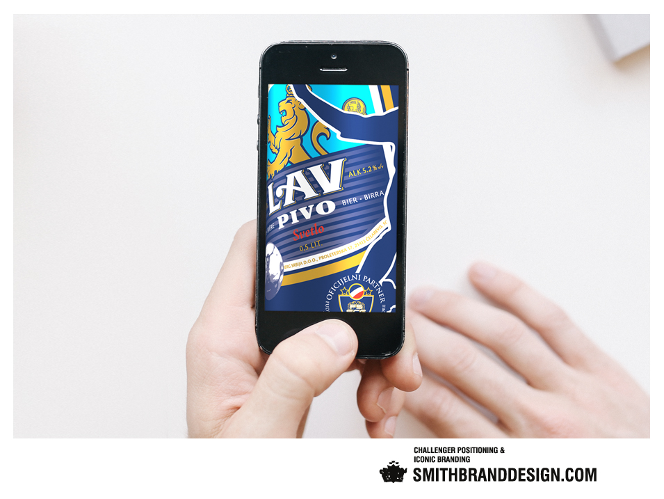 SmithBrandDesign.com Lav Iphone