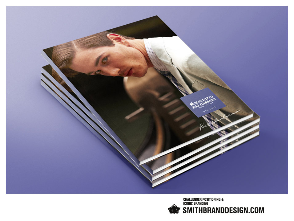 SmithBrandDesign.com Maurizio Baldassari Catalogue 1 Closed