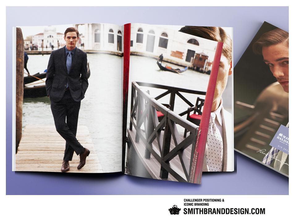 SmithBrandDesign.com Maurizio Baldassari Catalogue 1 Open