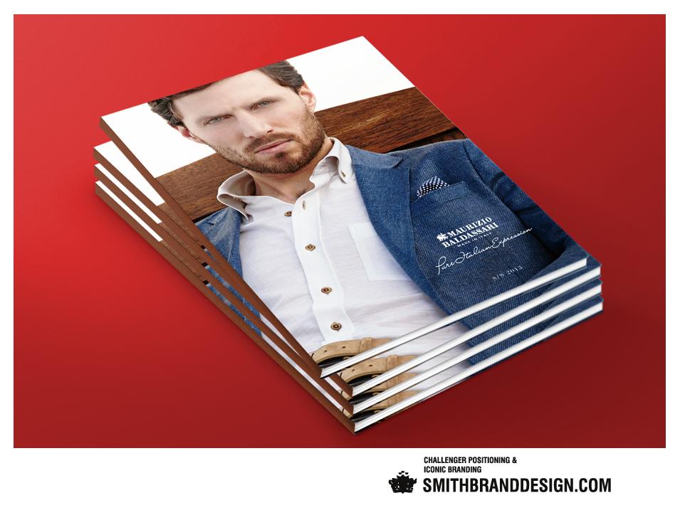 SmithBrandDesign.com Maurizio Baldassari Catalogue 3 Closed