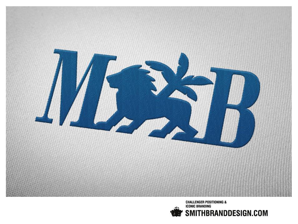 SmithBrandDesign.com Maurizio Baldassari Embroidered