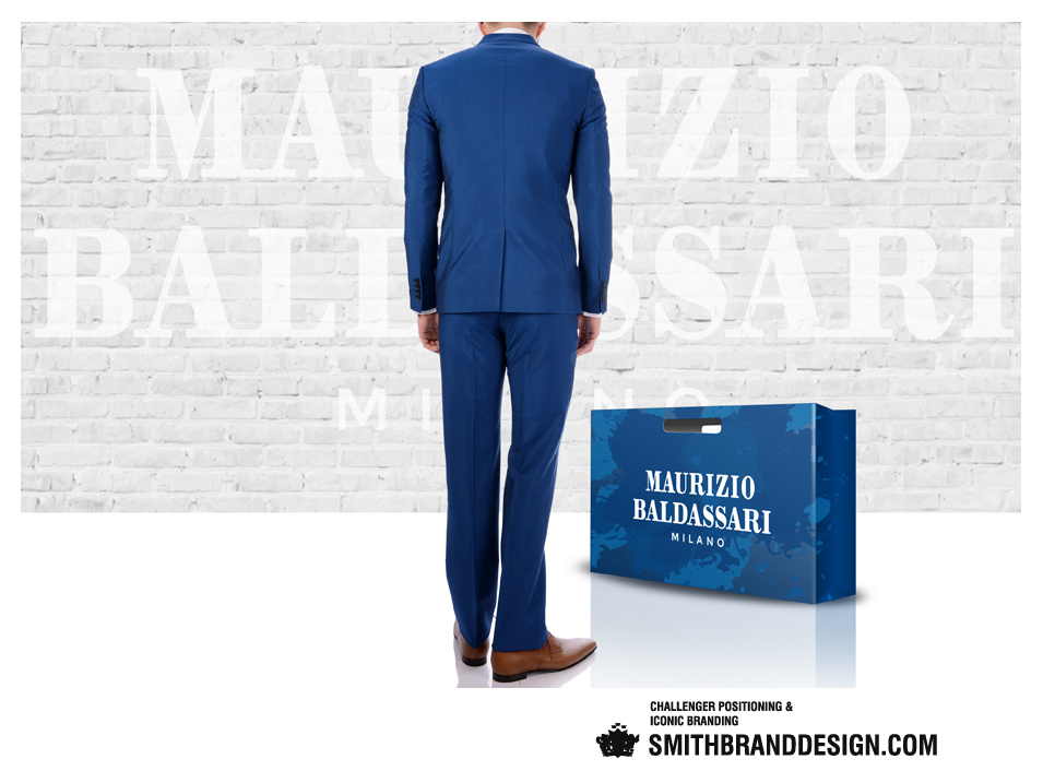 SmithBrandDesign.com Maurizio Baldassari Milano Bag