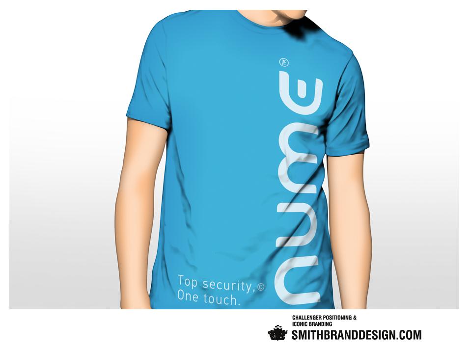 SmithBrandDesign.com Nume Brand T-Shirt