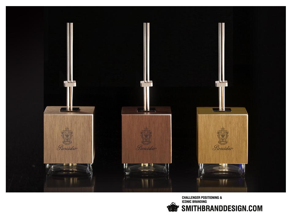 SmithBrandDesign.com Pineider Home Fragrance