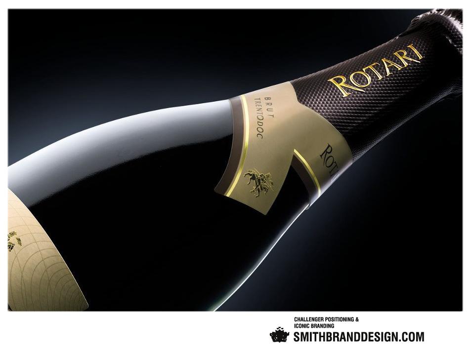 SmithBrandDesign.com Rotari Cuvée 28 Neck