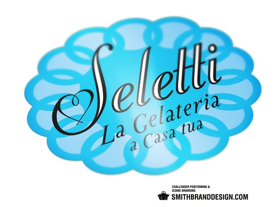 SmithBrandDesign.com Seletti Brand Mark