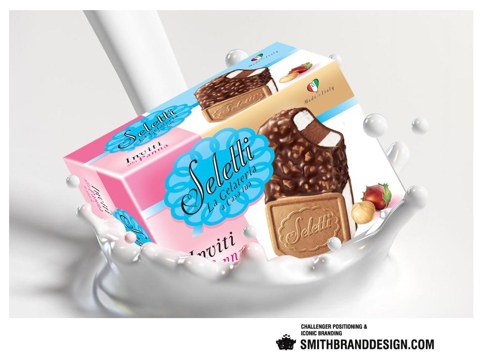 SmithBrandDesign.com Seletti Packaging Cream