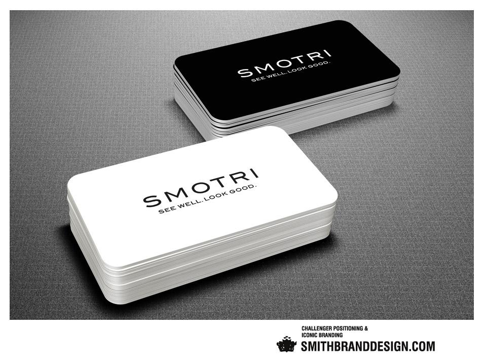 SmithBrandDesign.com Smotri Loyalty Cards