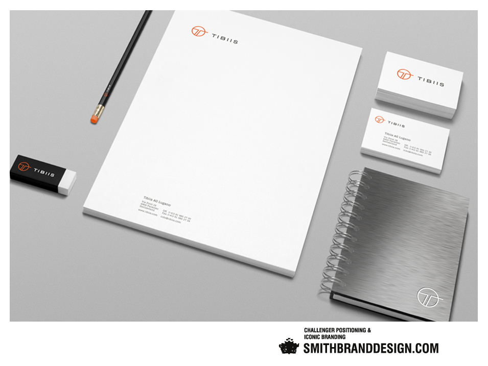 SmithBrandDesign.com Tibiis Corporate Identity