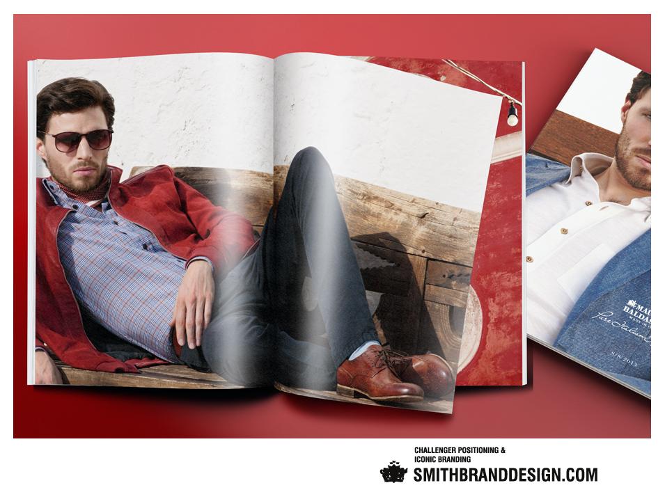 SmithBrandDesign.com Maurizio Baldassari Catalogue 3 Open
