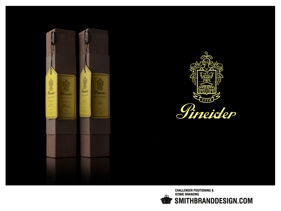 SmithBrandDesign.com Pinider Package