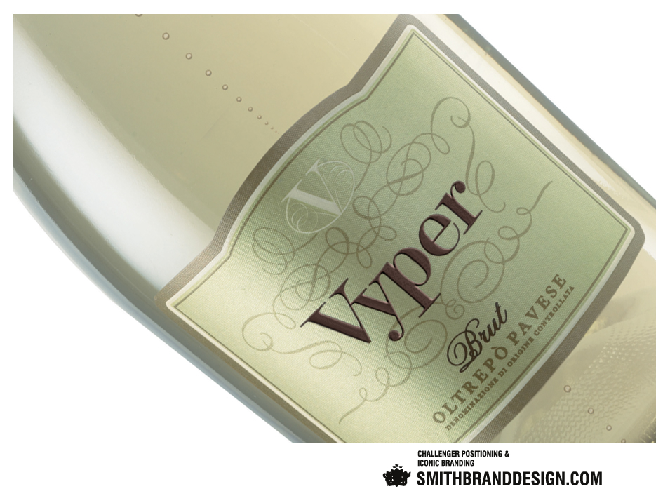 SmithBrandDesign.com Vyper Label