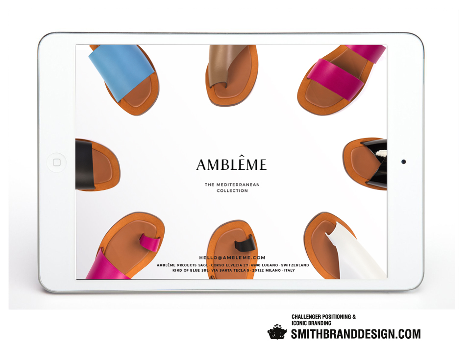 SmithBrandDesign.com Amblême web