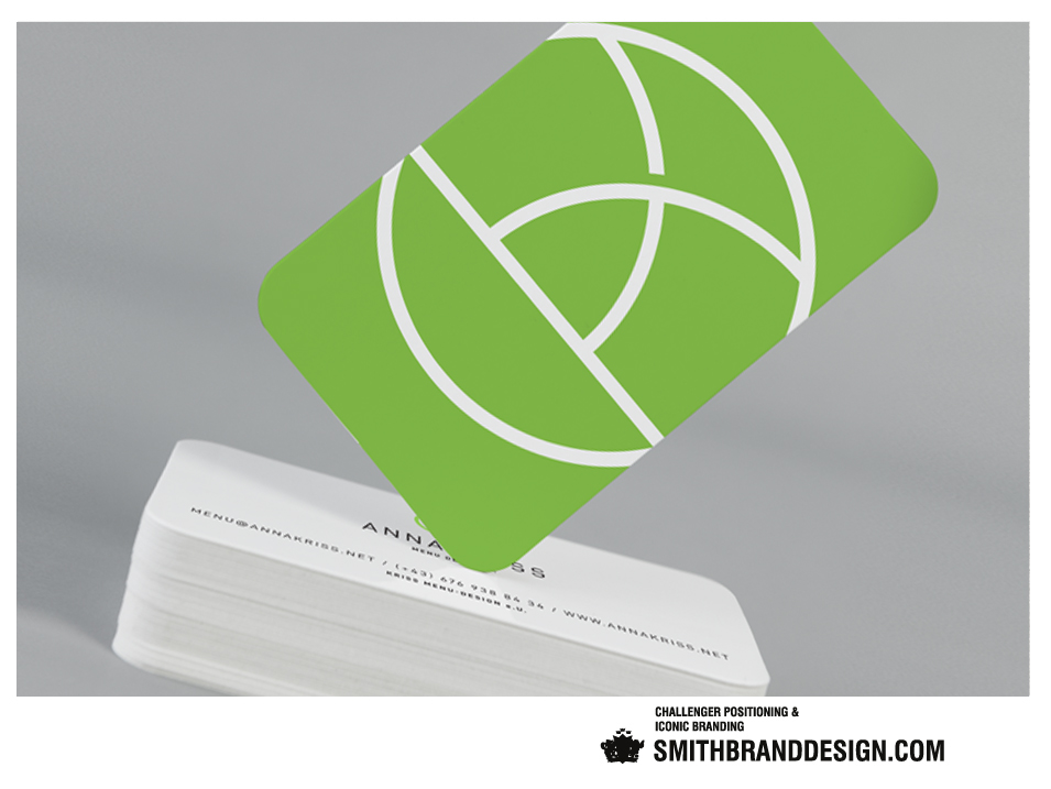 SmithBrandDesign.com Anna Kriss Card