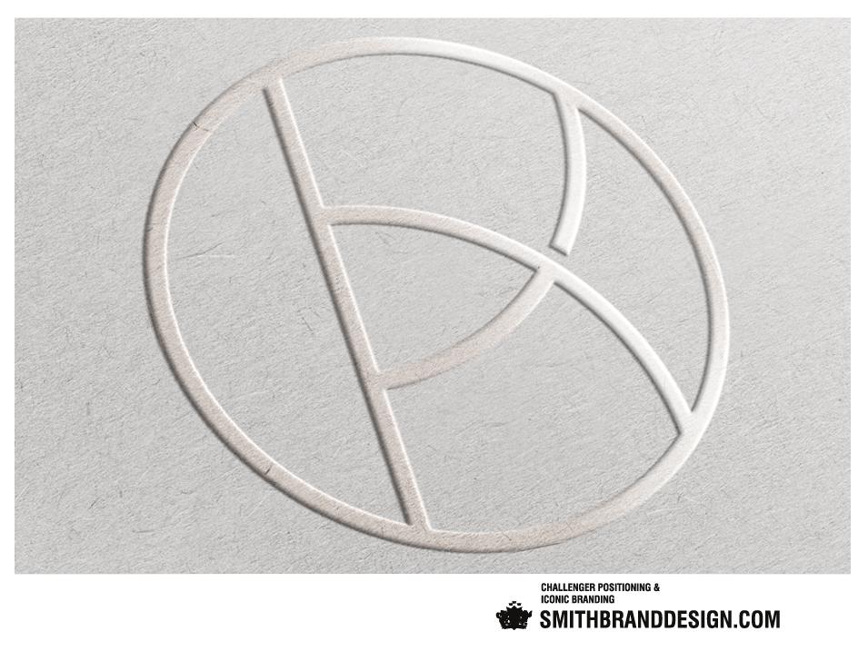 SmithBrandDesign.com Anna Kriss Embossed