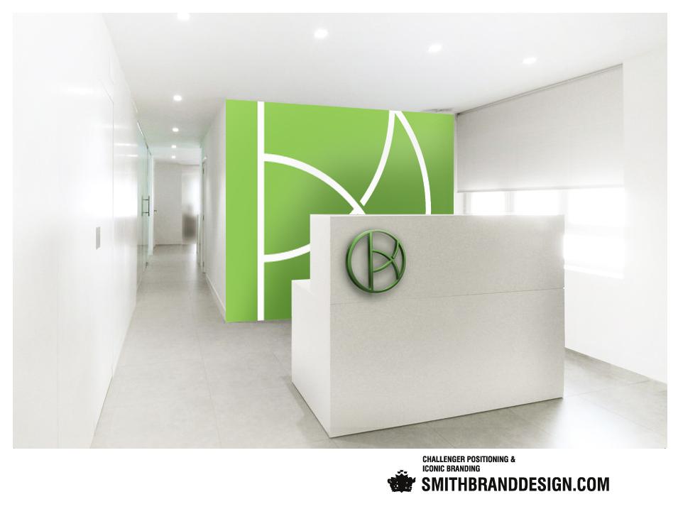 SmithBrandDesign.com Anna Kriss Entrance
