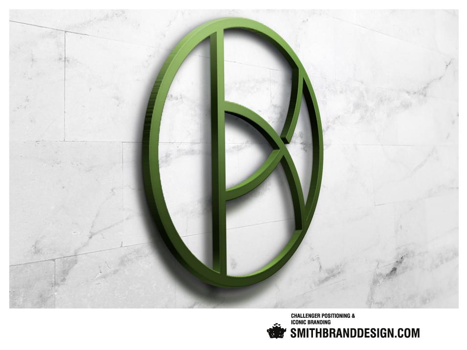 SmithBrandDesign.com Anna Kriss Symbol Mark