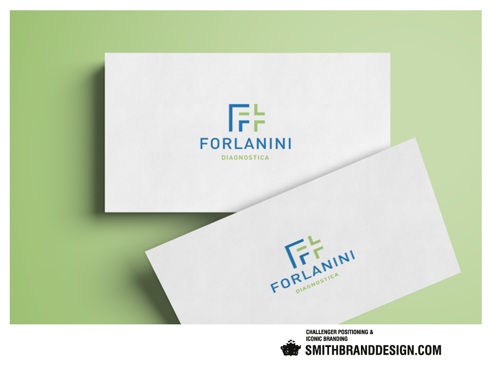 SmithBrandDesign.com Forlanini Business Card