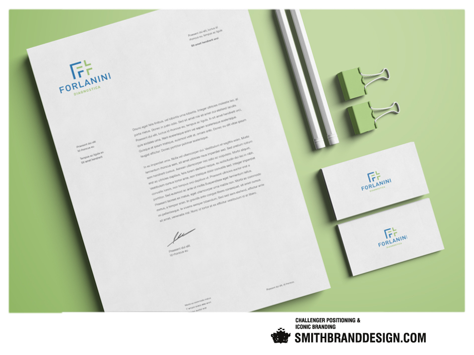 SmithBrandDesign.com Forlanini Corporate