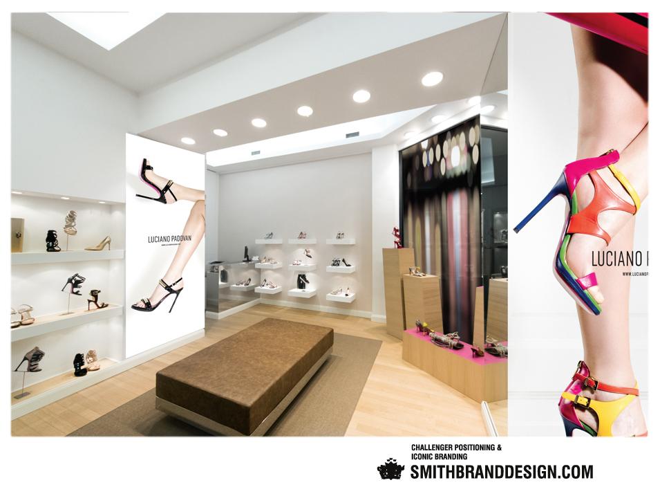 SmithBrandDesign.com Luciano Padova Boutique 3