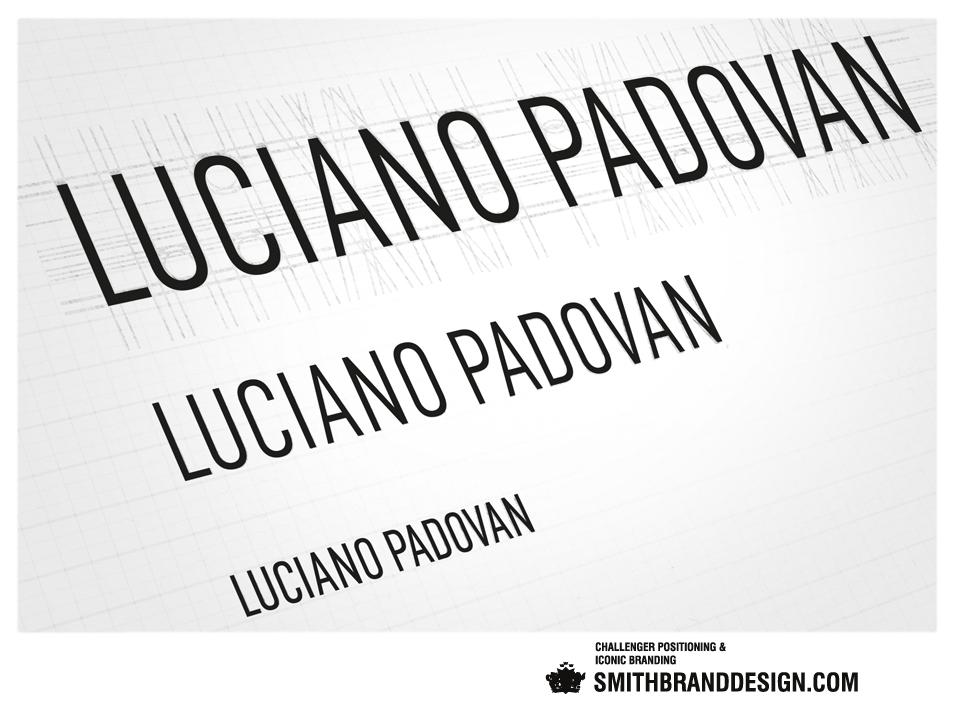 SmithBrandDesign.com Luciano Padovan sketch