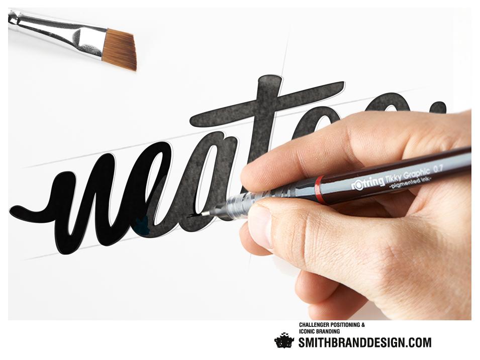 SmithBrandDesign.com Neatoo brand inked