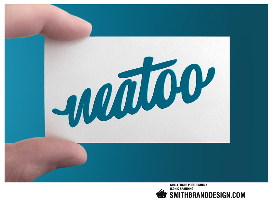 SmithBrandDesign.com Neatoo business card