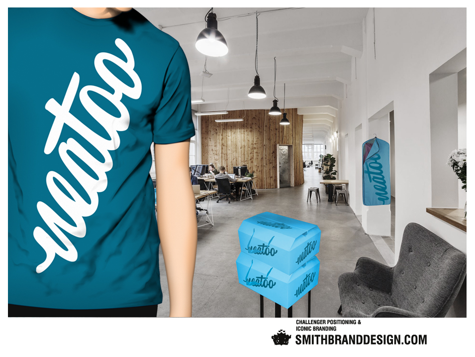 SmithBrandDesign.com Neatoo office