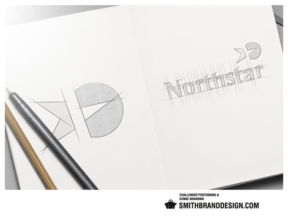 SmithBrandDesign.com Northstar Sketch
