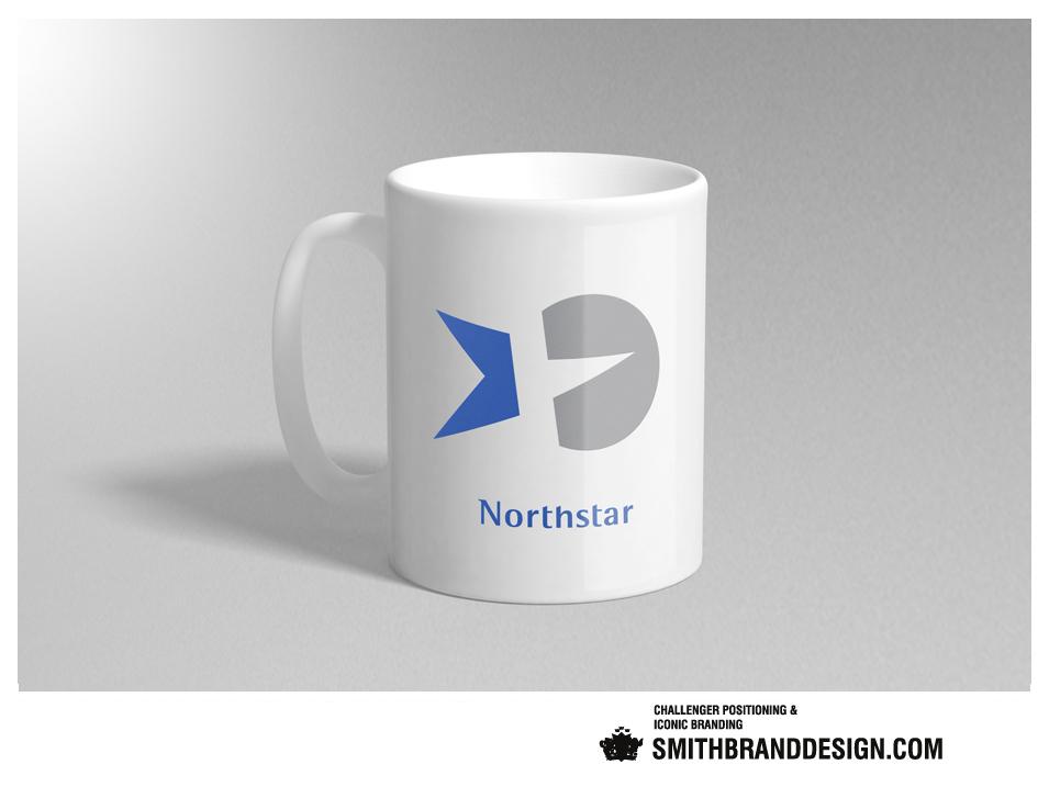 SmithBrandDesign.com Northstar mug