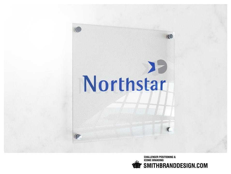 SmithBrandDesign.com Northstar signage